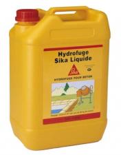 Sika hydrofuge liquide for Hydrofuge beton leroy merlin