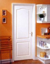 bloc porte postform chapeau gendarme pr peint huisserie 67. Black Bedroom Furniture Sets. Home Design Ideas