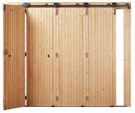 Porte garage monaco for Garage mini monaco