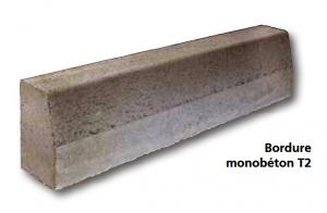 Bordure b ton fabemi for Bordures de jardin en beton brico depot