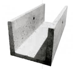 caniveau b ton standard lib. Black Bedroom Furniture Sets. Home Design Ideas