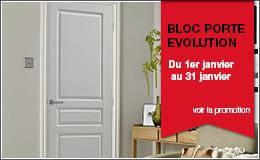Bloc Porte Evolution de CIB en Promotions chez Ciffréo Bona