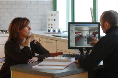 Conseiller de vente en salle d 39 exposition for Vendeur concepteur cuisine