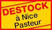 destockage nice pasteur