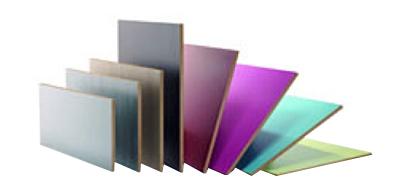 Mélaminés couleur 19 mm