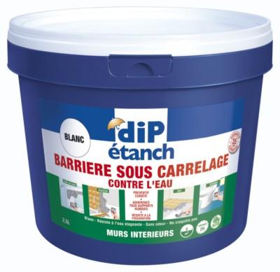 Dip etanch it cuisine et bains avant carrelage - Dip etanche avant carrelage ...