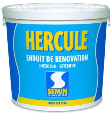 Hercule enduit de r novation - Enduit de renovation reliss ...