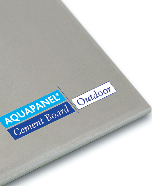 Aquapanel outdoor - Plaque ciment arme ...