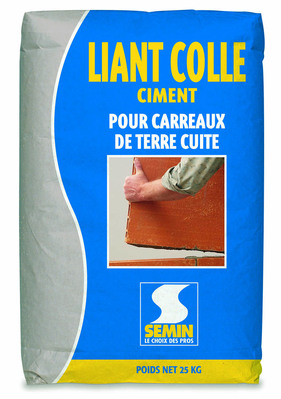 Liant colle ciment pi ce humide for Colle carreaux piscine