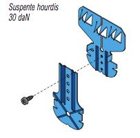 Suspente hourdis for Suspente knauf