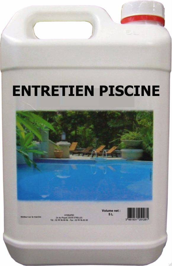 Divers entretien piscine for Entretien piscine
