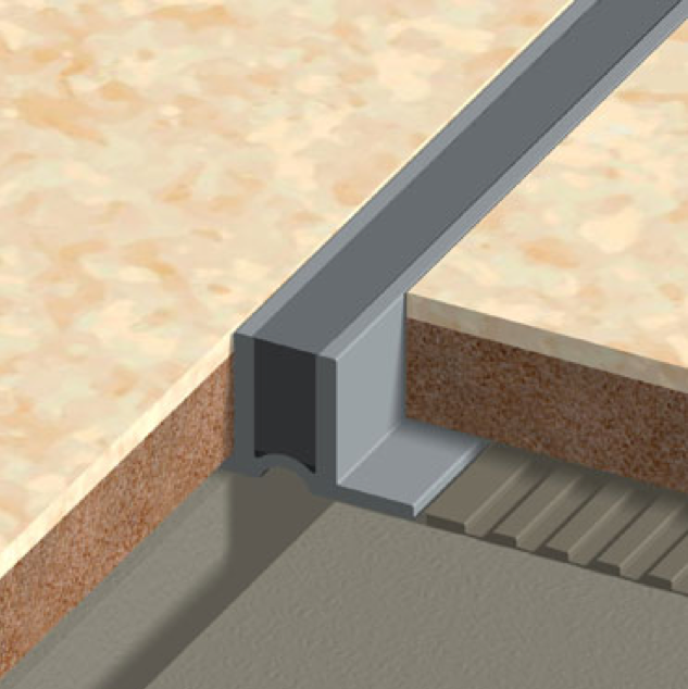 Carrelage design joint de fractionnement carrelage for Joint de dilatation carrelage exterieur