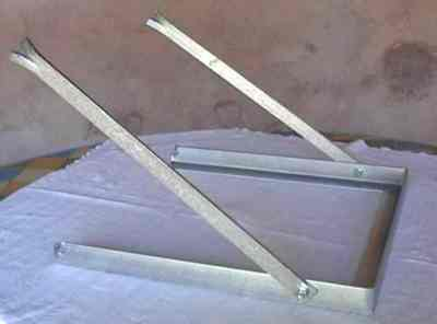 support boisseau construction maison b ton arm. Black Bedroom Furniture Sets. Home Design Ideas
