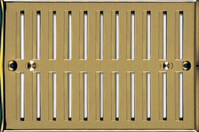 grille rectangulaire r glable. Black Bedroom Furniture Sets. Home Design Ideas