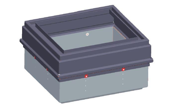 rehausse pour s parateur hydrocarbure. Black Bedroom Furniture Sets. Home Design Ideas
