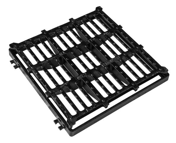 grille plate avec cadre c250 pil. Black Bedroom Furniture Sets. Home Design Ideas