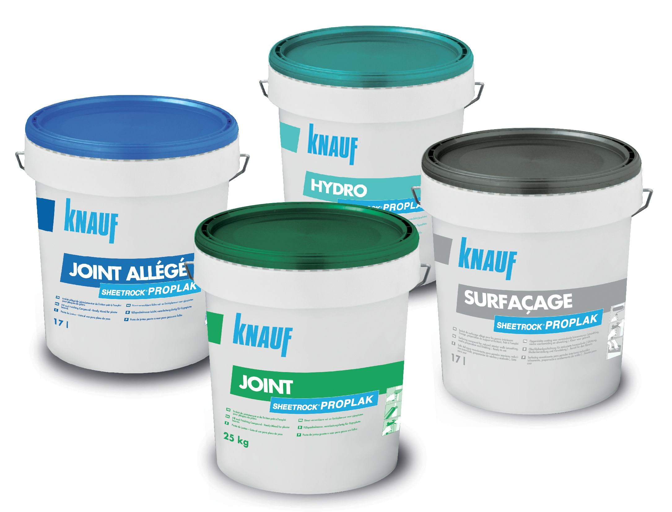Knauf uniflott construction maison b ton arm for Colle carrelage knauf