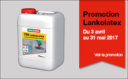 Promotion Lankolatex