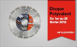 disque polyvalent