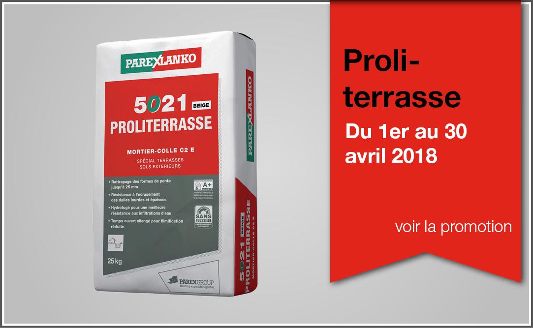 Proliterrasse