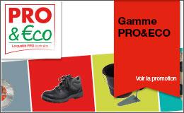 Gamme PRO&ECO